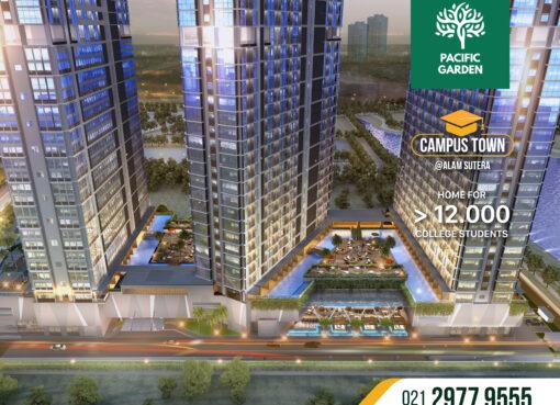 apartement Alam Sutera